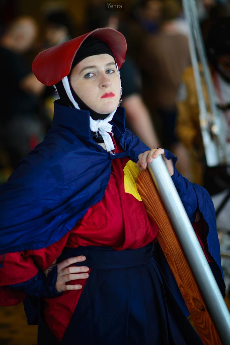 Lady Eboshi From Miyazaki S Princess Mononoke